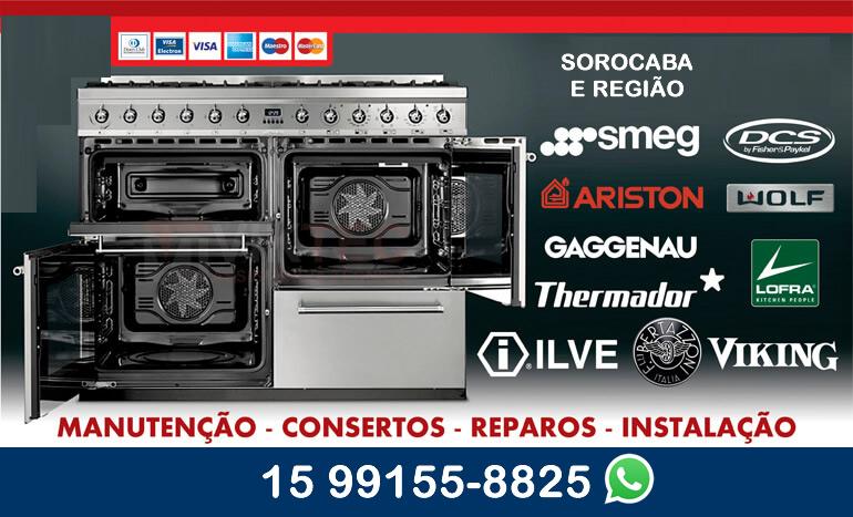 assistência técnica eletrodomésticos Sorocaba